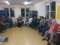 Návšteva liečebne Považský Chlmec - ( 27.10.2016 )