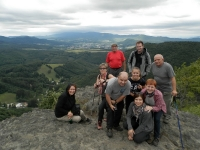 Národný turistický výstup abstinujúcich