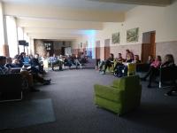 Stretnutie mladých a mladých duchom - Huty